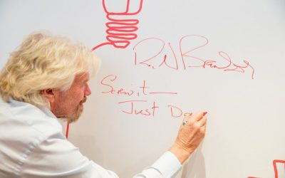 My top ten quotes on creativity from Richard Branson